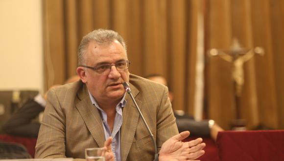 Gustavo Guerra García encabeza el equipo de transferencia en el MEF para el gobierno de Pedro Castillo. (Foto: GEC)