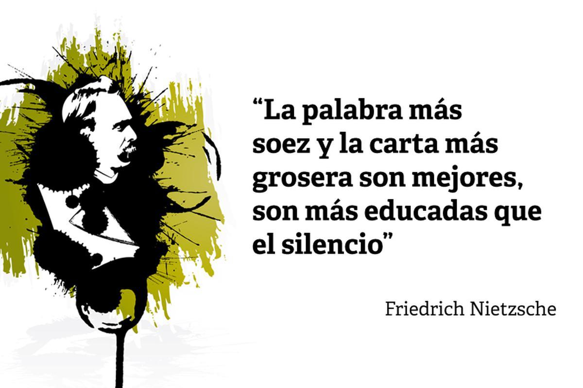 Friedrich Nietzsche Inspiró Al Mundo Con Estas 12 Frases Tendencias Gestión