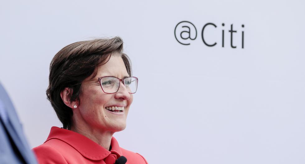 """John Dugan, presidente de la junta directiva de Citigroup, considera que Fraser los llevará """"al siguiente nivel"""". (Foto: bloomberg)"""