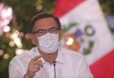 Niegan que el presidente Vizcarra haya firmado diploma a banda de salsa tras evento benéfico de 'Richard Swing'