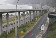 Costa Verde: reabren accesos vehiculares del circuito de playas tras derrumbes por sismo