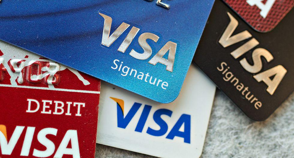 FOTO 5 | Visa, categoría: pagos, valor de marca 2019: US$ 177,918 millones, variación de valor de marca: 22%, ranking 2018: 7. (Foto: Bloomberg)