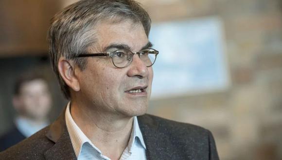 Presidente del banco central, Mario Marcel.