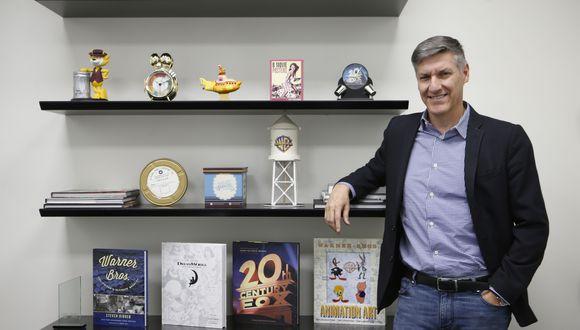 Jorge Licetti, CEO de New Century Films, forma parte de la industria del cine desde hace más de 20 años.