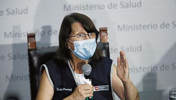 Pilar Mazzetti señaló que no se pueden adoptar medidas tan rígidas en la cuarentena. (GEC)