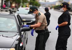 COVID-19: este domingo está permitido el uso de autos particulares en Lima y Callao