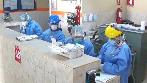 Trabajadores de Salud vuelven a sus puestos tras recuperarse del COVID-19 en Cusco (Fuente: El Comercio)