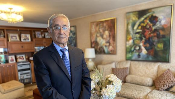 Oswaldo Zegarra asumió el encargo de la superintendencia de Sunedu en febrero de este año, tras la salida de Martín Benavides. (Foto: Difusión)