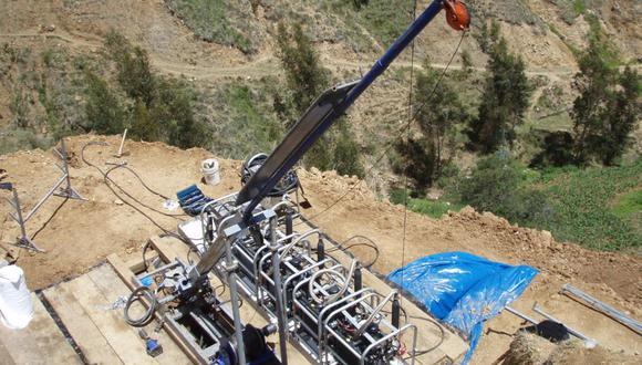 Empresa junior Panoro Minerals hará mapeo geológico de rocas, y 2,400  metros de perforación diamantina