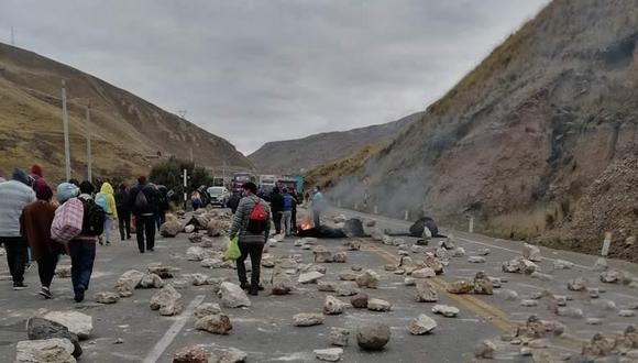 Se inicia paro en La Oroya, con bloqueo de carretera exigen adjudicación de Doe Run a trabajadores | ECONOMIA | GESTIÓN