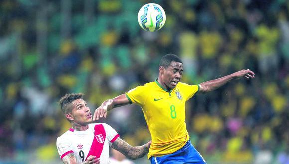 Conozca aquí las mejores cuotas de apuestas para el partido Perú vs Brasil por la Copa América 2021. (Foto: EFE)