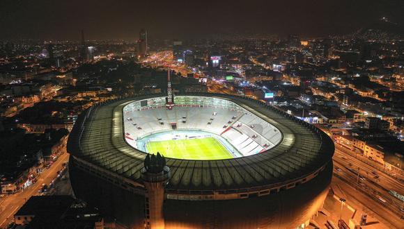 Partido entre Perú y Argentina se jugará en el Estadio Nacional el 17 de noviembre. (Foto: GEC)