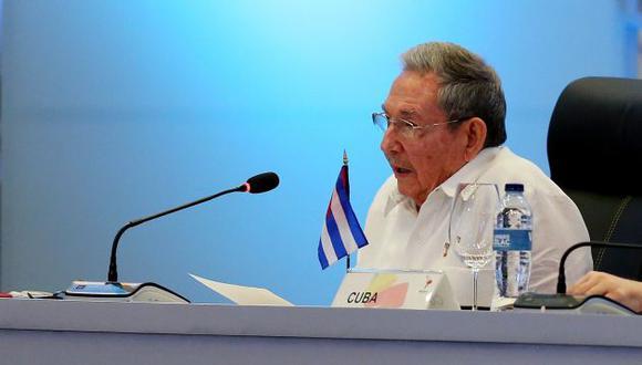 Raúl Castro. (Foto: Reuters)