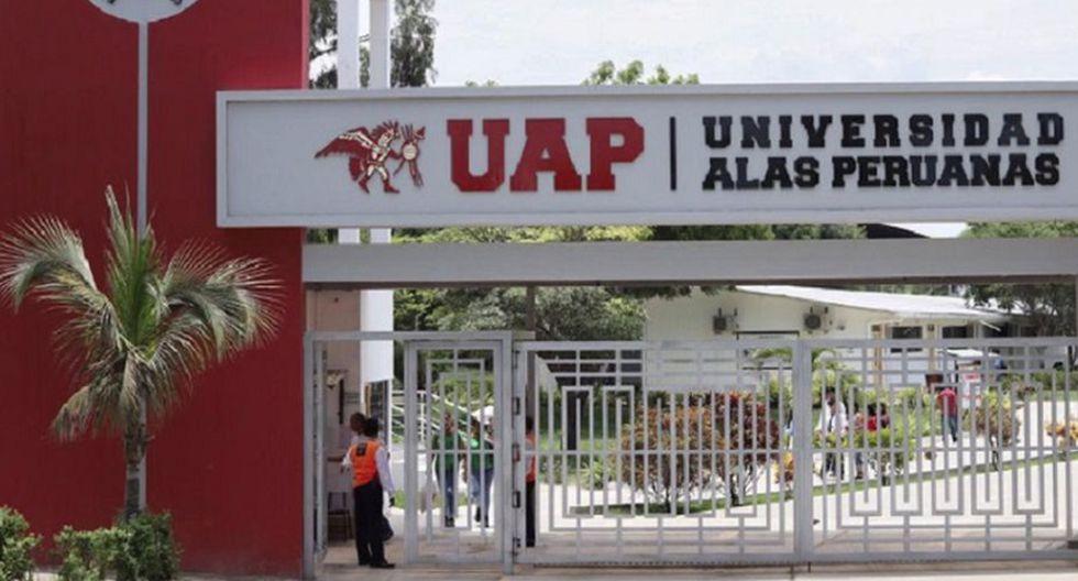 La Universidad Alas Peruanas no obtuvo el licenciamiento de Sunedu.  (Foto: Difusión)