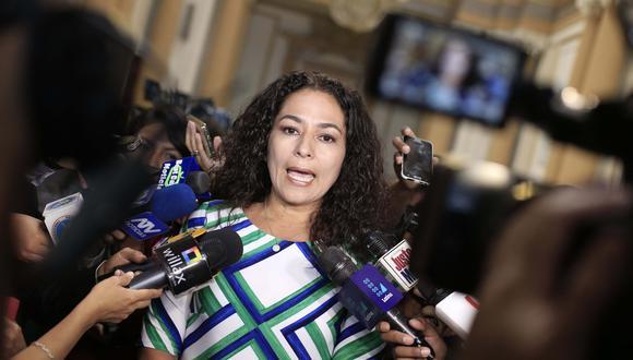 Cecilia Chacón.