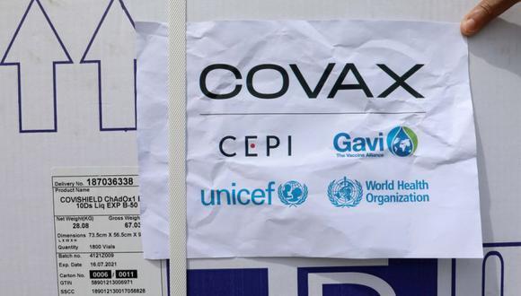 """""""Anticiparse a este tipo de barreras es una de las razones por las que COVAX ha buscado diversificar su cartera desde el inicio"""", dijo un portavoz de GAVI. REUTERS/Feisal Omar/File Photo"""