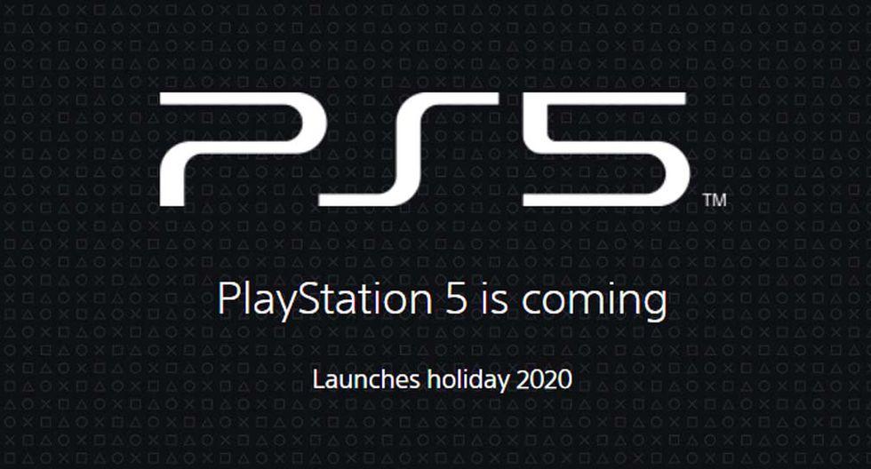 Sony Interactive Entertainment activó la web oficial de PlayStation 5.
