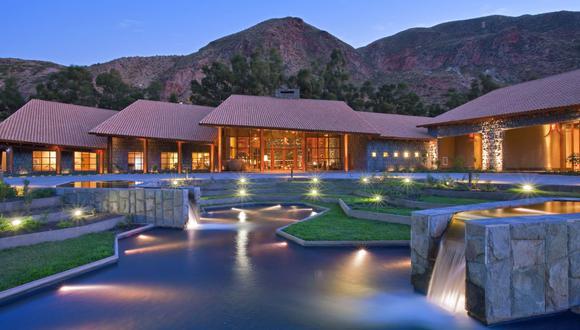 Hotel Tambo del Inka apuesta por el turismo interno. (Foto: difusión