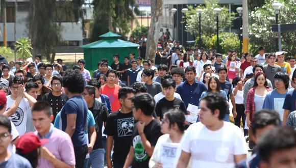 Perú Libre plantea construir y poner en funcionamiento una Universidad Estatal de Educación en cada región del país. (Foto: GEC)