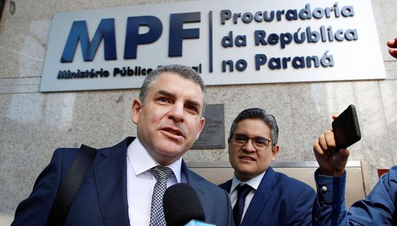 """Vela dijo creer que Gálvez está haciendo un uso """"abusivo y arbitrario"""" de su cargo. (Foto: EFE)"""