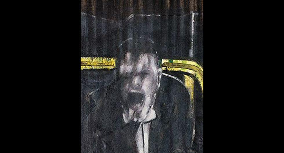 FOTO 6 |Study for a Head de Francis Bacon, US$ 50.3 millones. Creada en 1952 y vendida en Sotheby's. (Foto: Amazon)