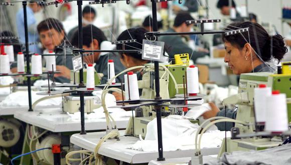Luego de seis años de resultados negativos, el sector confecciones se recuperará en el 2018. (Foto: Difusión)