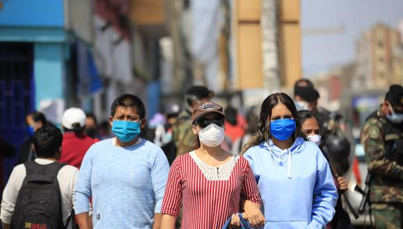 """""""El mercado laboral necesita una intervención de emergencia"""". FOTO: Andina"""