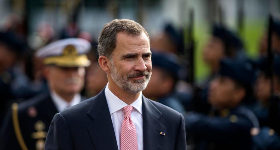 El rey Felipe VI de España.  (AFP / ERNESTO BENAVIDES).