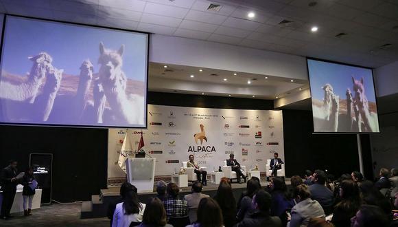 Alpaca Fiesta 2018 se realizará en Arequipa del 22 al 27 de octubre. (Foto: Difusión)