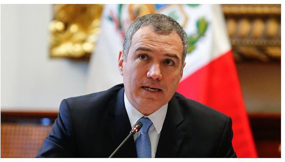 Salvador del Solar fue presidente del Consejo de Ministros del gobierno de Martín Vizcarra.