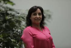 Dina Boluarte juró como ministra de Desarrollo e Inclusión Social