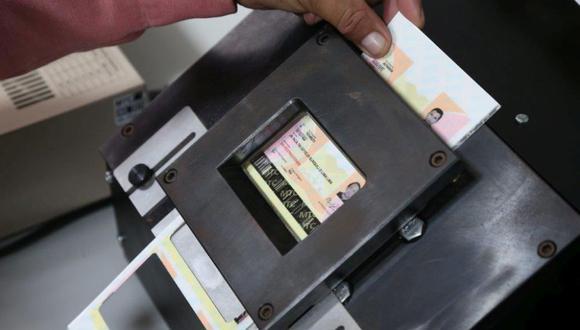 Se puso en marcha un nuevo sistema de citas por web y teléfono para evaluar a postulantes de licencias de conducir. (Foto: Difusión)
