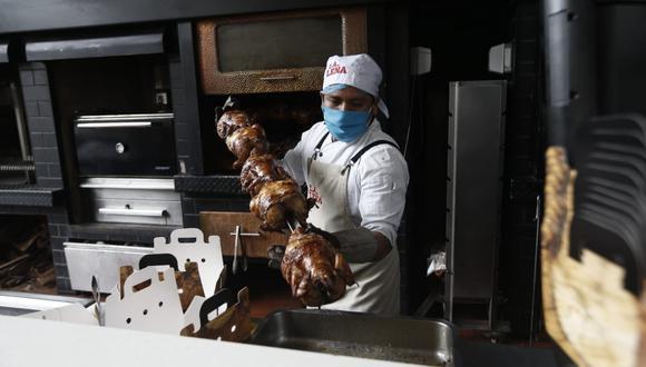 El cambio de giro se debe a la preferencia de peruanos por consumir Pollo a la Brasa. (Foto: GEC)