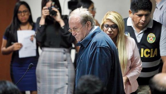 Luis Nava habría recibido un soborno de US$4'084,184 de la empresa Odebrecht, según afirmó Jorge Barata esta semana en Brasil. (Foto: GEC)