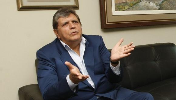 Alan García sobre revelaciones en caso Odebrecht: Hubo un malentendido