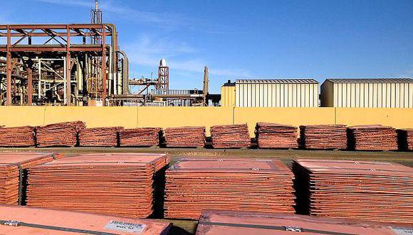 Las fricciones comerciales normalmente afectan a los metales básicos. (Foto: Reuters)
