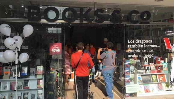 Books & Co., librería boutique