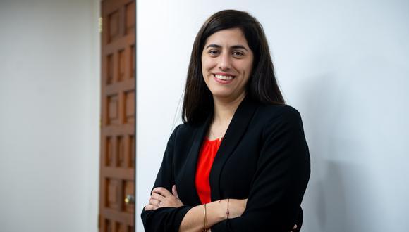 María Antonieta Alva. Foto: Miguel Yovera/Bloomberg