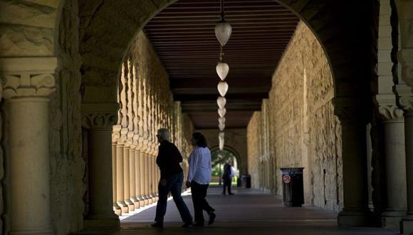 Universida de Stanford. (Foto: Bloomberg)