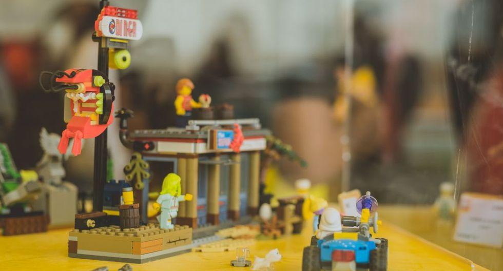 Lego Perú (Foto: Difusión / Lego)