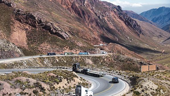 El proyecto de la Carretera Central cuenta solo con estudios superficiales para una obra tremendamente compleja, lo cual acrecienta los riesgos. (Foto: GEC)