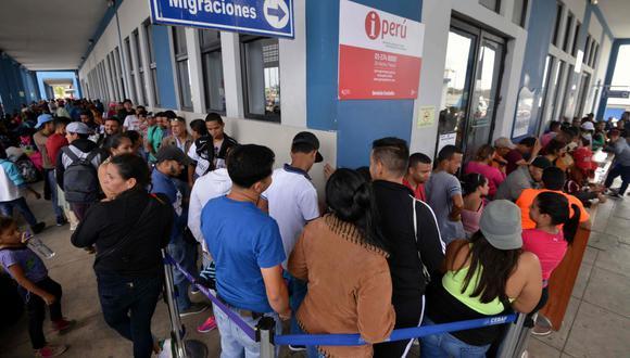 El estado de emergencia será por 60 días. (Foto: Andina)