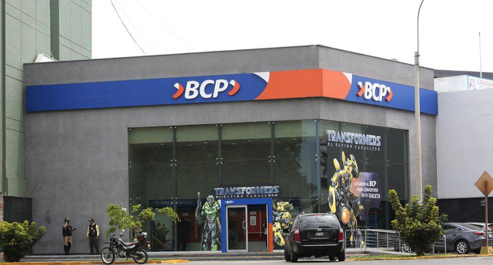 El BCP sufrió un ataque el año pasado. (Foto: GEC)