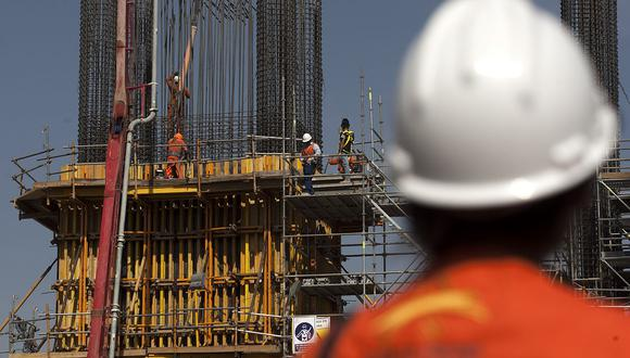 Construcción seguirá operativa en cuarentena (Foto: Julio Angulo / GEC)