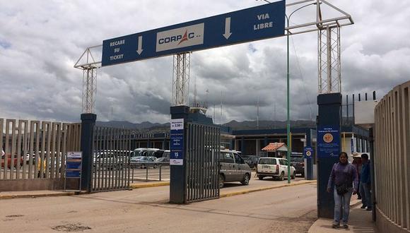 Aeropuerto Velasco Astete invertirá S/ 27 millones hacia el 2022 para mejorar su infraestructura. Foto: Archivo