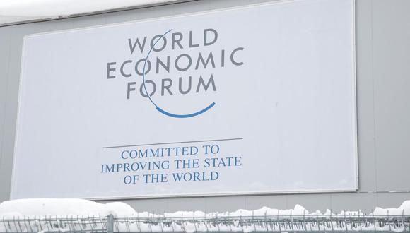 Foro Económico Mundial. (Foto: Reuters).