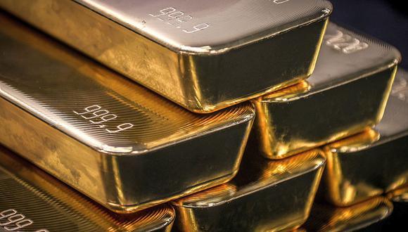El precio del oro subió hasta un 0.9% el martes después de que los precios al consumidor de Estados Unidos registraron su mayor alza en más de 8 años y medio en marzo. (Foto: AFP)