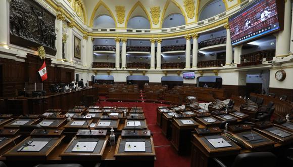 Según los resultados de la ONPE, así va la conformación del Congreso de la República para el periodo 2021-2026. (Foto: Congreso)
