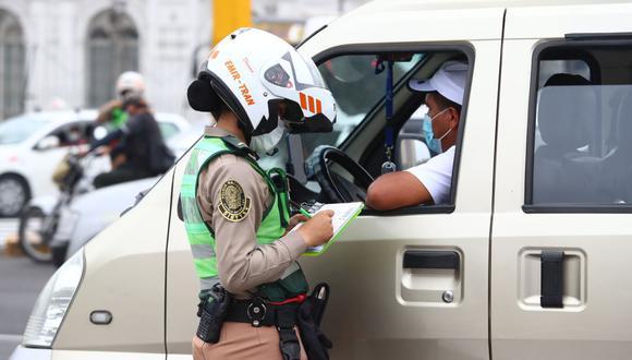La cuarentena total rige en 32 provincias del país que se encuentran en alerta sanitaria extrema, entre las que figura Lima. (Foto: GEC)