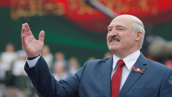 Alexandr Lukashenko. (Foto: Reuters)